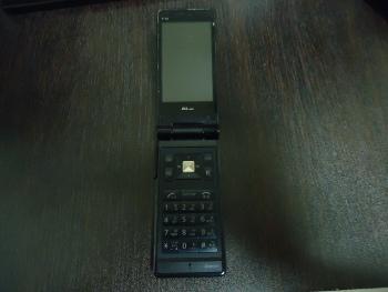スパイク竹田の携帯